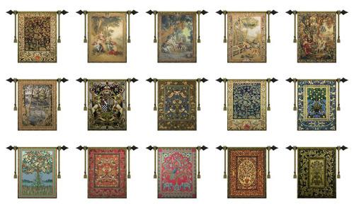 Simplistic: Medieval Tapestries