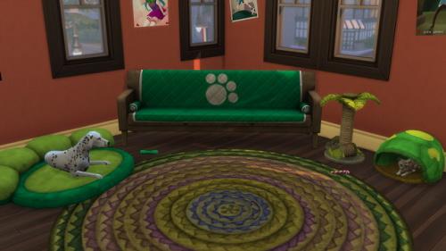 Mon Sims: Pet Stuff Pack2