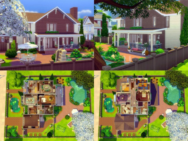 The Sims Resource: The Willow   Nocc by sharon337