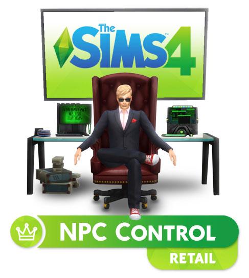 Mod The Sims: NPCC Retail by Paulson