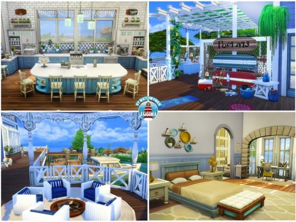 Akisima Sims Blog: Lake house