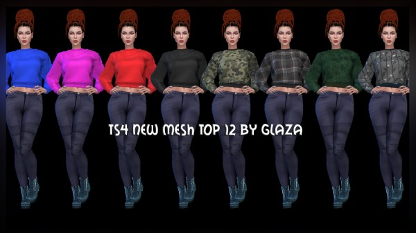 All by Glaza: Top 12