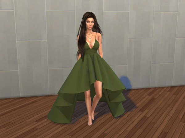 The Sims Resource: ARYA by aesthetic