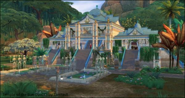 Tanitas Sims: Temple of the Sun NoCC