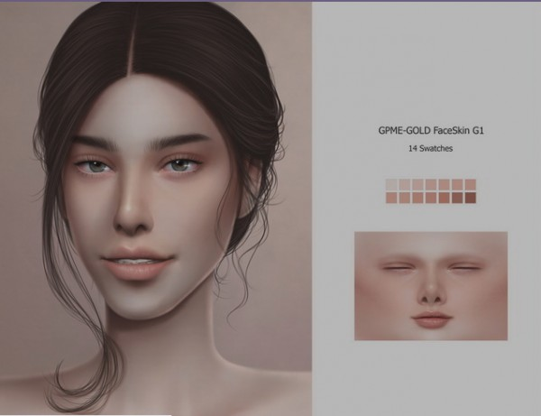 GOPPOLS Me: Face Skin G1
