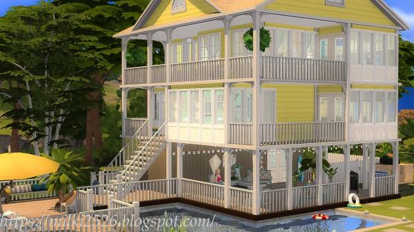 Milki2526: Coastal Cottage