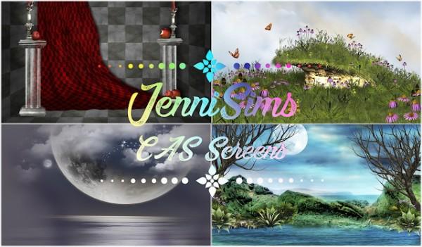 Jenni Sims: Cas background 4