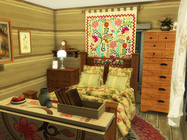 The Sims Resource: At my Grannys by dasie2
