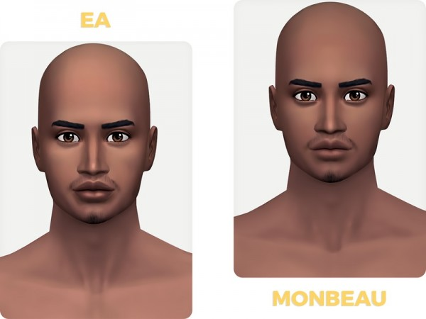 The Sims Resource: Monbeau Skinblend by Nords
