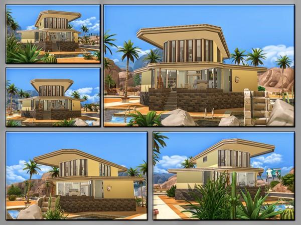 The Sims Resource: The Arrow house by matomibotaki