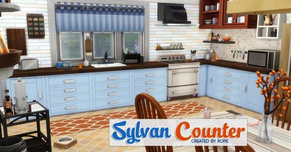 Simsontherope: Sylvan Counter