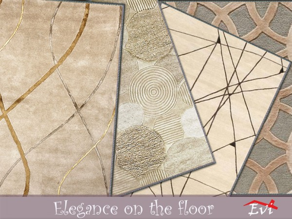 The Sims Resource: Ellegance on the floor by evi