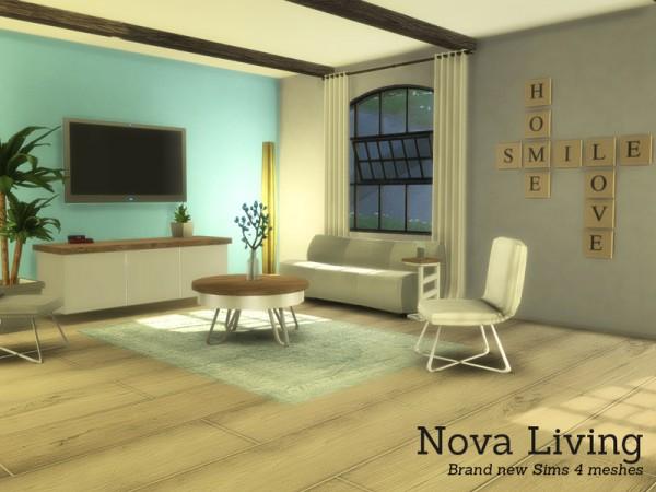 The Sims Resource: Nova Living by Angela