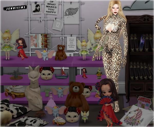 Jenni Sims: KidsHome Decor