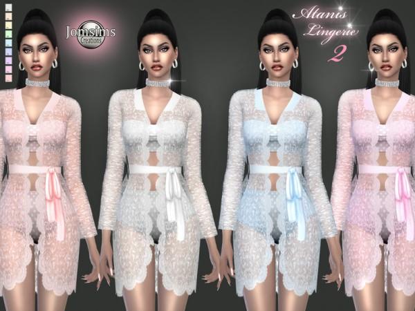 The Sims Resource: Atanis sleepwear 2 by jomsims