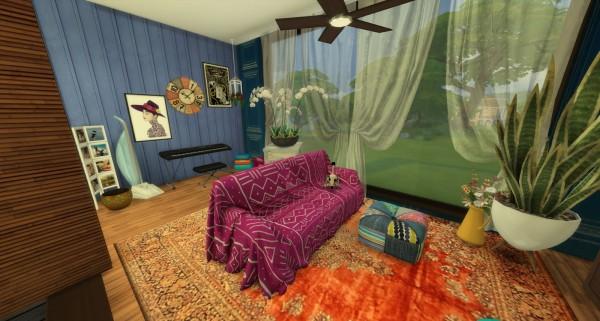 Pandashtproductions: Francis rooms by Rissy Rawr