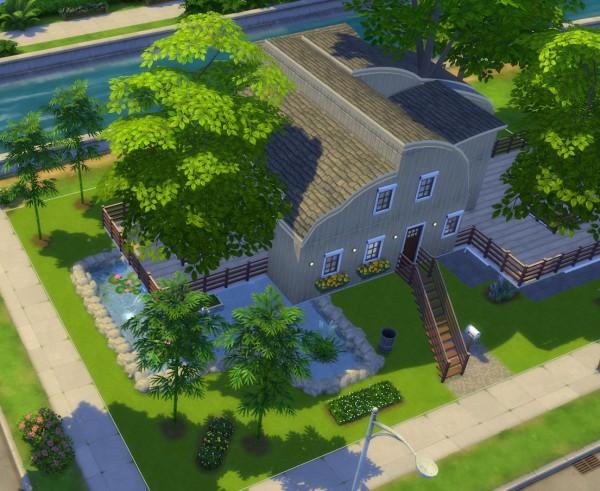 Keyla Sims: Aspen House