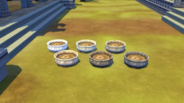 Mod The Sims: Planters from TS3 by TheJim07