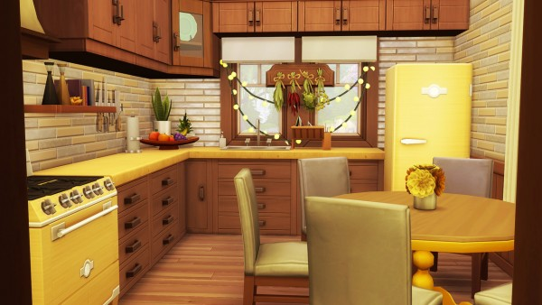 Aveline Sims: Not So Berry   Gen 3 Yellow