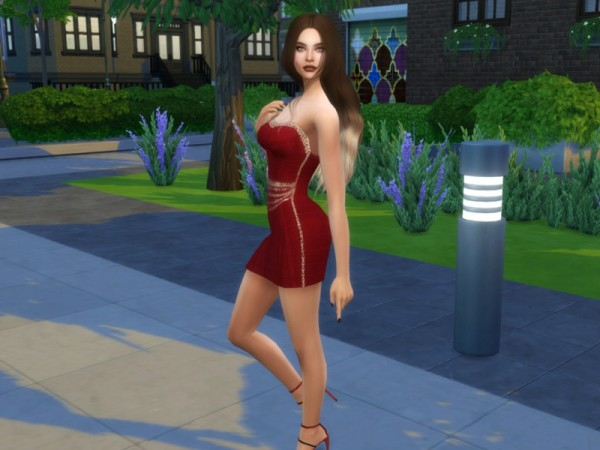 The Sims Resource: Carol East by divaka45