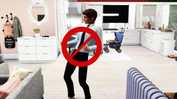 Mod The Sims: No Autonomous Dancing by MSQSIMS