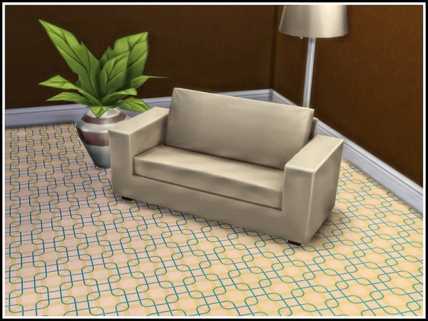 The Sims Resource: Boxed Square Carpeting by marcorse