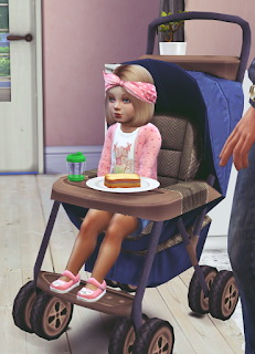 MSQ Sims: Stroller Deluxe
