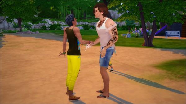 Mod The Sims: Mischief  With Handbuzzer by Manderz0630