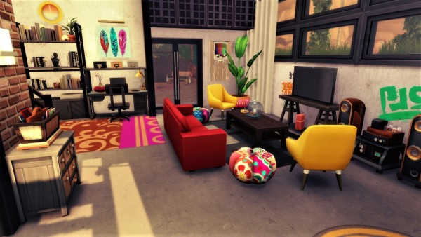 "Agathea k: ""Garage Style"" house"