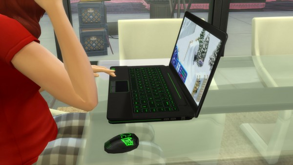 OceanRAZR: FACADE Gaming Laptop