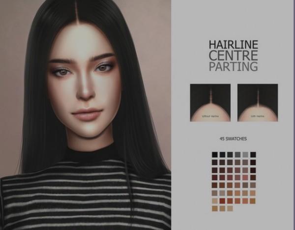 GOPPOLS Me: Hair line G1 centre parting