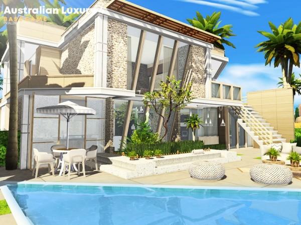 The Sims Resource: Australian Luxury 4 by Pralinesims