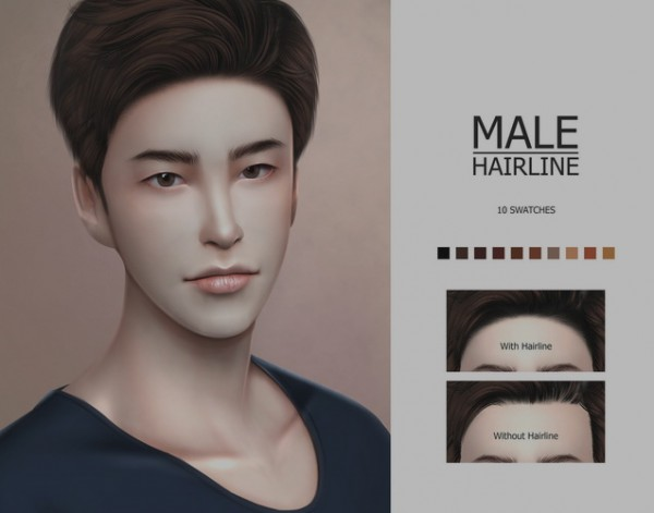 GOPPOLS Me: Male Hairline