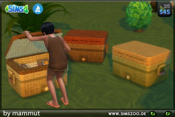 Blackys Sims 4 Zoo: Cooler Nature by mammut
