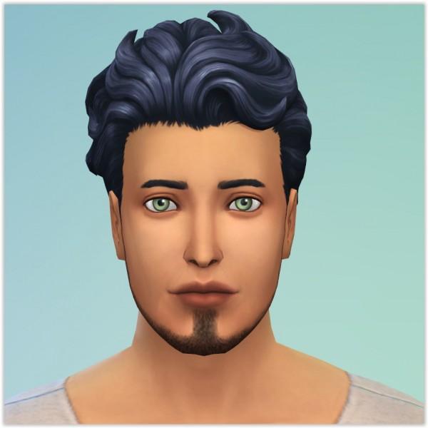 Studio Sims Creation: Alessia and Phoenix Thady