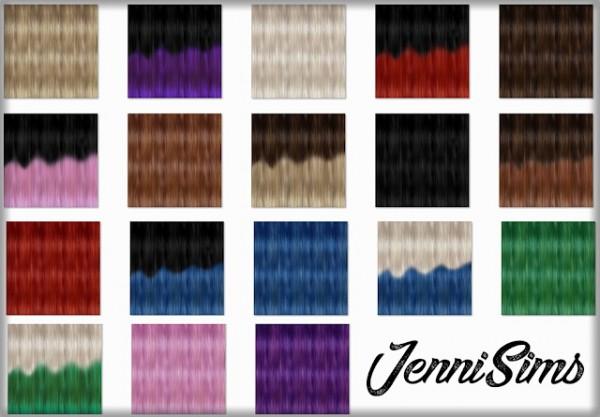 Jenni Sims: NewTextures for retextured hair