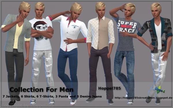 Hoppel785: Collection