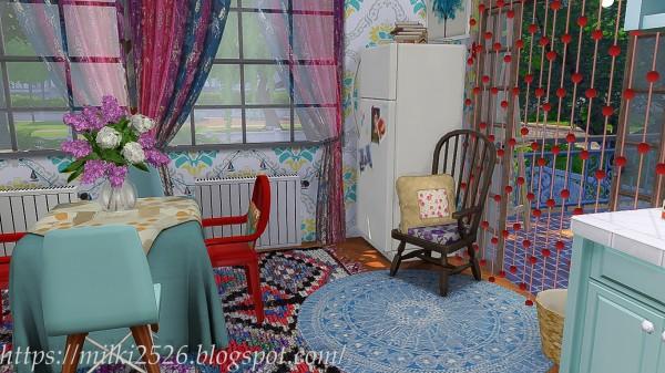 Milki2526: Boho Style Apartment