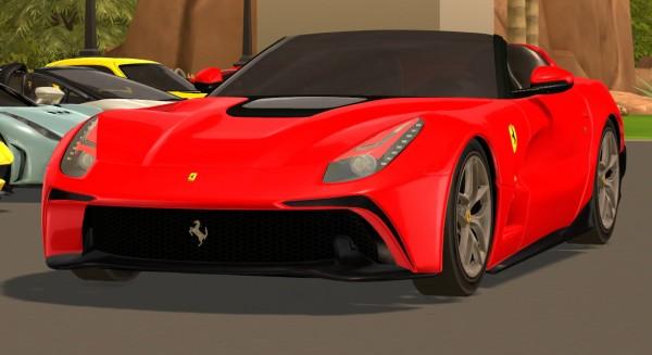 Tylerw Cars: 2014 Ferrari F12 TRS