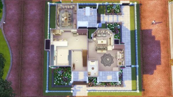 Aveline Sims: Seaside Estate