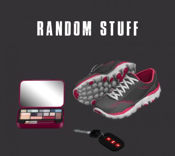 Leo 4 Sims: Random stuff