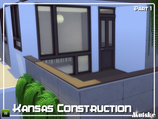 The Sims Resource: Kansas Constructionset Part 2 by mutske