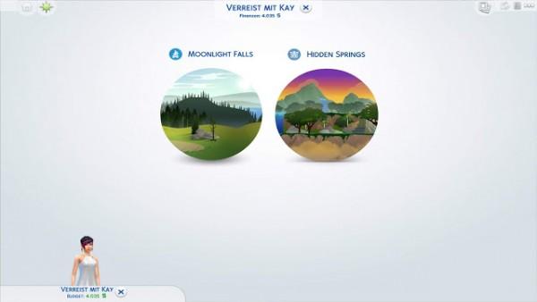 MSQ Sims: World Names