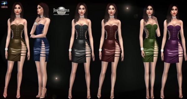 Jom Sims Creations: Acaemel dress