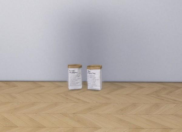 Meinkatz Creations: The paper bag