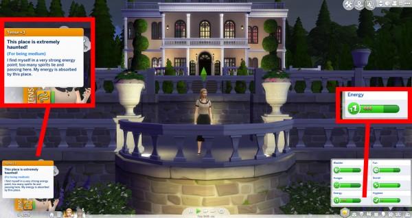 Mod The Sims: Medium Trait by LukeProduction