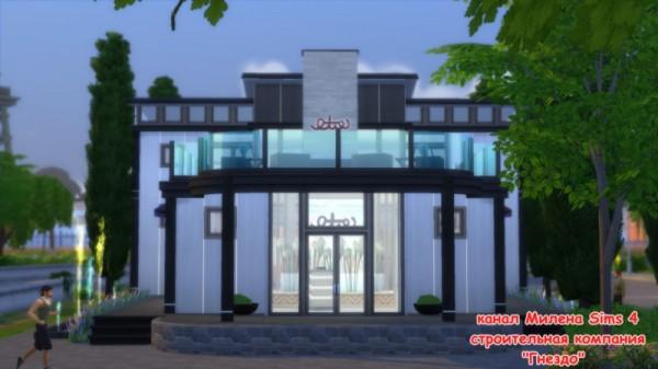 Sims 3 by Mulena: Restaurant Graduate