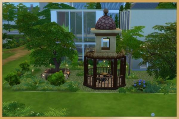 Blackys Sims 4 Zoo: Leisure Sport Center by Schnattchen