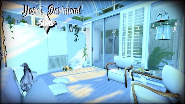 Pandashtproductions: Yoshi garden room by Rissy Rawr