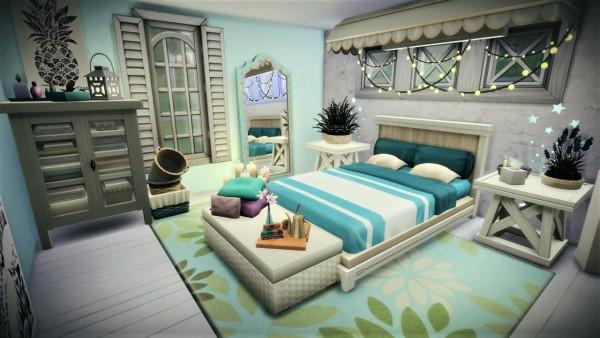 Agathea k: Little guest bedroom